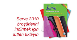 Serve 2010 Broşürler